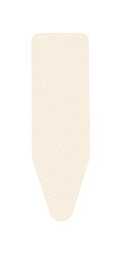 Brabantia Size C Extra Thick Felt & Foam Underlay Ironing Board Cover, 49