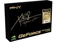PNY GeForce GTX570 1280MB GDDR5 RTL PCI-E 320bit 2xDVI-I mini HDMI aktiv