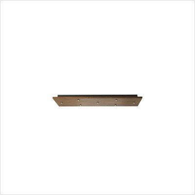 Freejack Rectangular Led Wood Canopy
