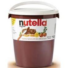 Nutella Original Hazelnut Spread, 105.8 Ounce Tub -- 2 per case.