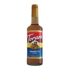 Torani Amaretto Syrup, 750 Ml