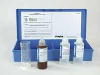Taylor Technologies K-1825 Drop Test, Hydrogen Peroxide, 1 Drop = 5 Ppm