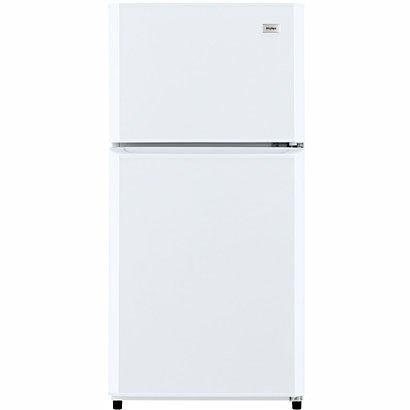ハイアール 106L 2ドア冷蔵庫(直冷式)ホワイトHaier JR-N106H(W)