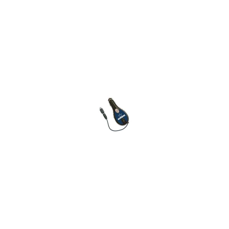 Dallas Cowboys NFL Football Car Cel Cellular Phone Charger