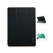 KALAIDENG Protective PU Leather Case Cover w/ Stand for Samsung Galaxy TAB S 10.5 / T800 - Black