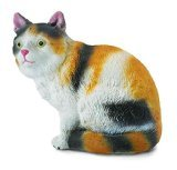 CollectA 3-Color House Cat (Sitting)