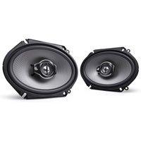 Kenwood Kfc-C6894Ps 6 X 8 Inches 3-Way Performance Series Speakers - Set Of 2