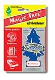 Magic Tree Car Air Freshener - Ocean Mist