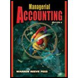 Managerial Accounting (0324229666) by Warren, Carl S.