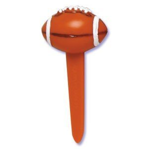 Football Cupcake Picks - 24 ct - 1