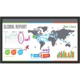 "Lux80 80"" Led 1920 X 1080 5,000:1 Touch Interactive Large Format Display"