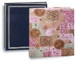 Pioneer Photo Sj100 Assorted Designs/Colors 100-Page Jumbo Scrapbook . - Quantity 1