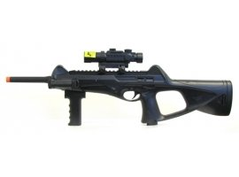 Airsoft Stalker Slam Fire Rifle