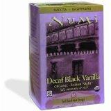 Numi Tea Indian Night Decaf Vanilla Black, Tea Bag,16-Count Box