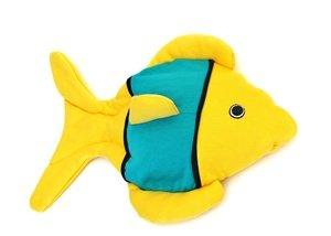 Hot PETS, Fish. Stuffed animal. Fair Trade, Natural. Handmade by micro-sensations