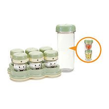 As Seen on TV Baby Bullet 8pc Storage Kit by baby that we recomend personally.