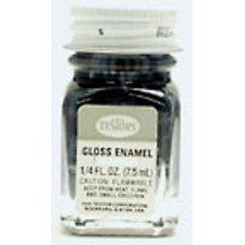 Testors Gloss Black Enamel Paint (Model Enamel Paint compare prices)