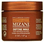 Mizani Defyne Wax High Definition & Hold 2 oz