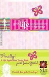 img - for Girls Life Application Study Bible NLT (Kid's Life Application Bible) [Hardcover] book / textbook / text book