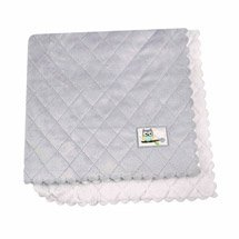 Child of Mine by Carter's Treetop Friends Quilted Plush Blanket - 1