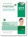 Purederm Aloe Essence Mask (1 Square Sheet)