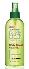 Garnier Fructis Style Root Booster, Body Boost, Extreme, 5.1 oz.