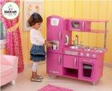KidKraft Vintage Kitchen-Bubblegum