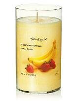 Time & Again Strawberry Banana Scented Candle - 17 oz