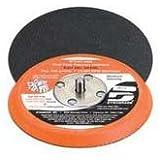 Dynabrade 56106 Vinyl-Face 3/8-Inch Thick Urethane Medium Density 5/16-Inch-24 Male Thread5-Inch Diameter Non-Vacuum Disc Pad