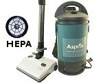 Aspria 95-7143 6Q Powerbrush Pro QDC HEPA