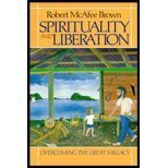 Spirituality and Liberation (0340489308) by McAfee Brown, Robert