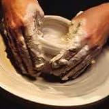 AMACO High Fire Moist Non-Toxic Stoneware Clay, 50 lb, Buff No. 46, Blue