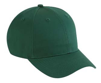 Blank Plain Hat/Cap-Baseball,Golf Fishing - Dark Green