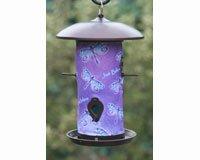 Toland Home Garden Just Believe 14.5-Inch Hanging Art Bird Feeder 202045