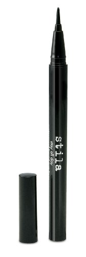 Finally a waterproof liquid liner that glides on with ease won&#39;t smudge or run, and stays in place until you say when! The thin marker-like tip is easy to use even for the least experienced, and delivers a defined thin line to a dramatic bold line with precision.
