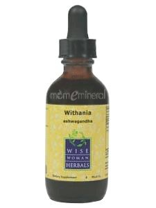 Withania/ashwagandha 2 oz by Wise Woman Herbals