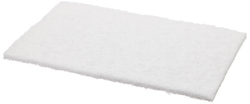 scotch-britetm-light-cleansing-pad-7445-aluminum-silicate-9-length-x-6-width-white-pack-of-20
