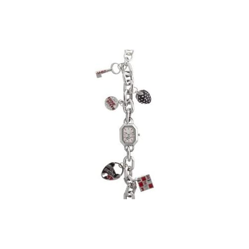 Miss Sixty ミスシックスティー Ladies Watch Snn002 In Collection Forever, 2 H and S, Silver Dial and ステンレススチール Bracelet レディス 女性用 腕時計: 腕時計[並行輸入品]