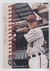 T.R. Lewis (Baseball Card) 1998 Oklahoma Redhawks Multi-Ad #8 by Oklahoma Redhawks Multi-Ad