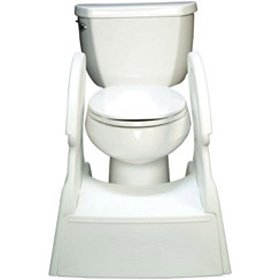 best potty step stool  sc 1 st  Top Kids Gear & The Best Potty Step Stool With Handles u2013 Potty Stool Review - Top ... islam-shia.org