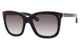 Marc Jacobs Sunglasses - Mj384 / Frame: Dark Havana Lens: Grey Gradient-Mj384S0086