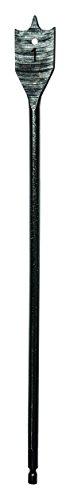 Century Drill and Tool 36864 Lazer Spade Bit, 1-Inch