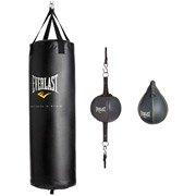 Buy 3 pc 100 lb Heavy Bag Kit-Everlast-40000101 by Everlast