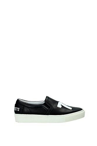 Sneakers Swear Donna Pelle Nero e Bianco LESARTISTS1BLACKSMOOTHLEATHER Nero 40EU