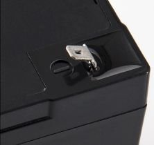 Arjo Century Chair Lift 12V 8Ah Wheelchair Battery - This is an AJC Brand® Replacement