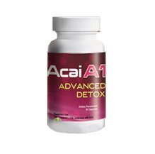 Acai A1 Advanced Detox - #1 Superfood for Weight Loss, Detox and Cleanse