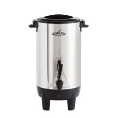 Coffee Pro Percolating Urn Size: 30 cup