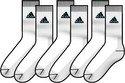 Adidas 3 Pack Crew Sock L