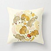 nicholascgshoponline-c6124f-cotton-linen-decorative-throw-pillow-case-cushion-cover-things-squirrels