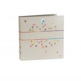 Álbum de Fotos con Mariposas Multicolores